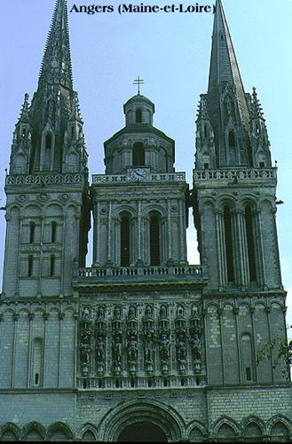 Angers for Architecte maine et loire
